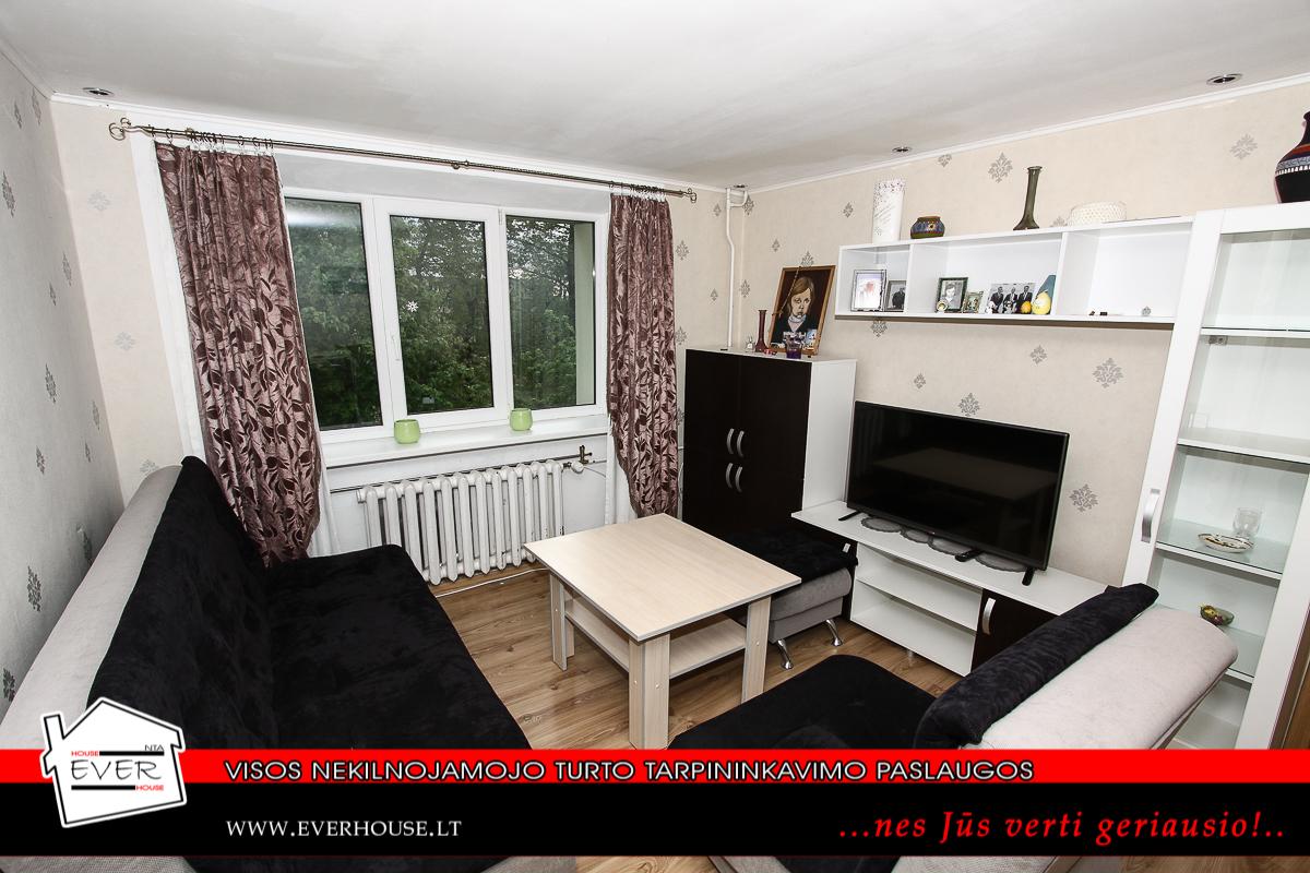 2 kamb.butas renovuotame name Ukmergėje!