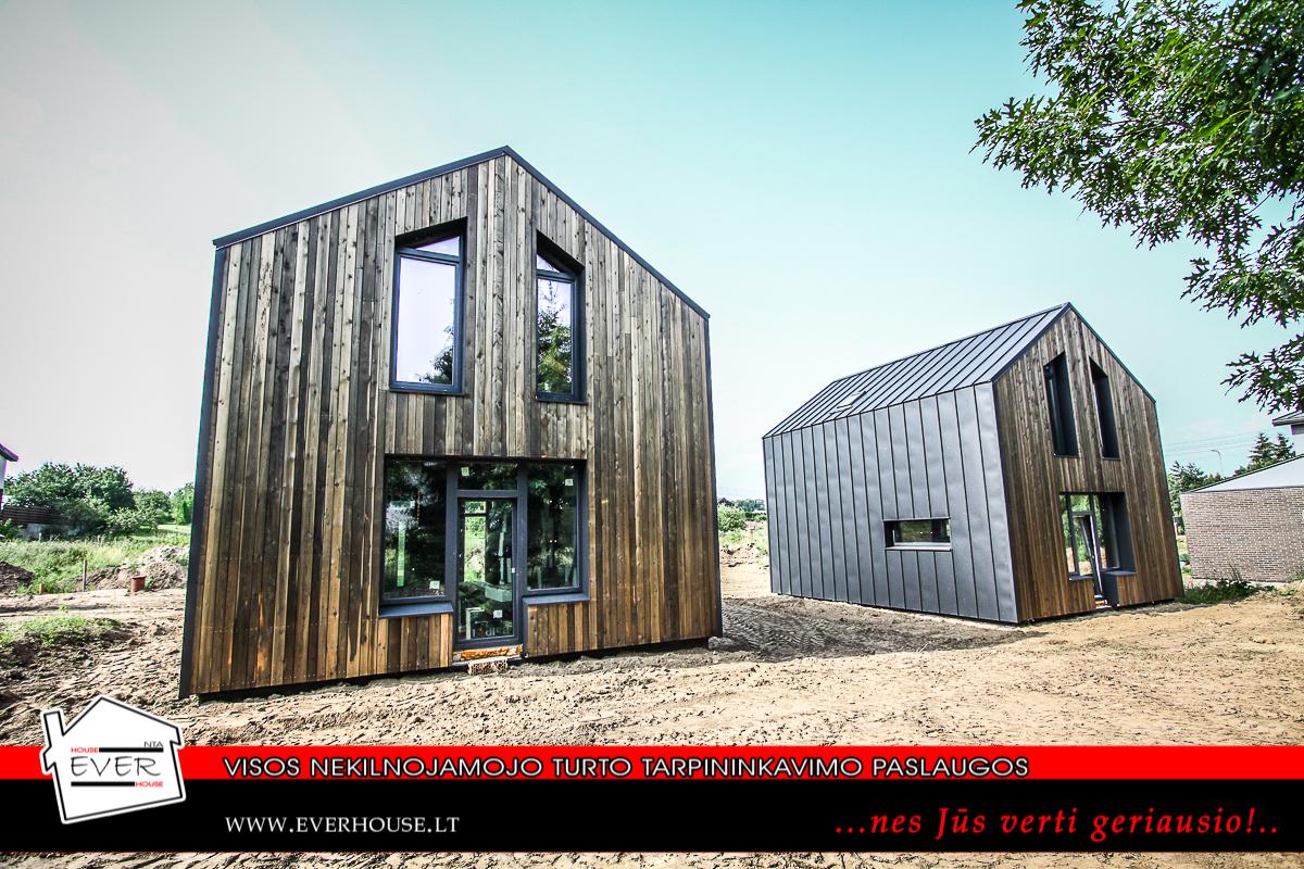 Naujos statybos namai Ramučiuose!